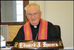 The Passing of Father Edward Kucera, O.S.B.